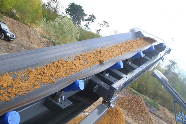 Conveyor Belt for Material Handling,Conveyor Belt India
