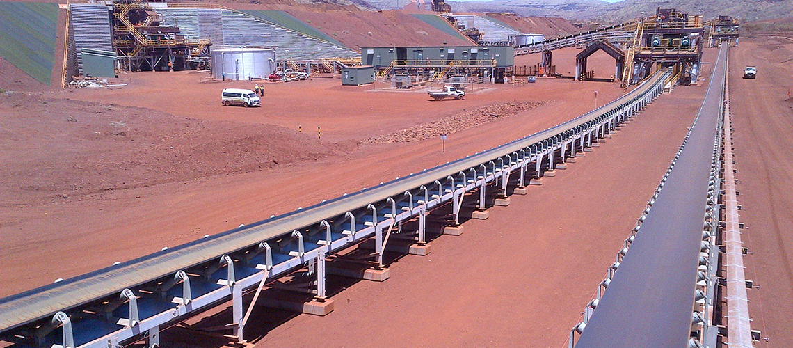 Leading supplier of conveyor belts