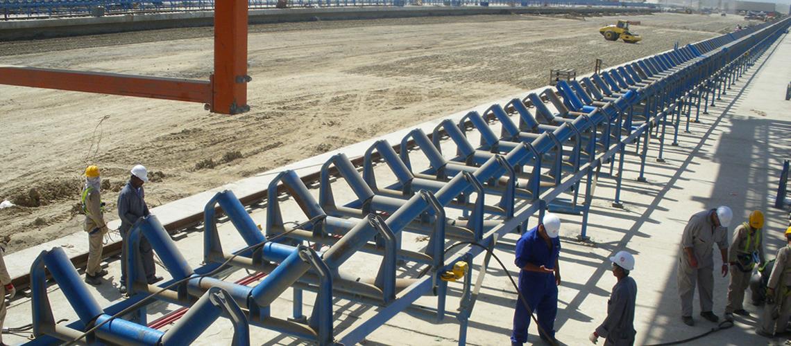 conveyor system supplier in Ahmdabad