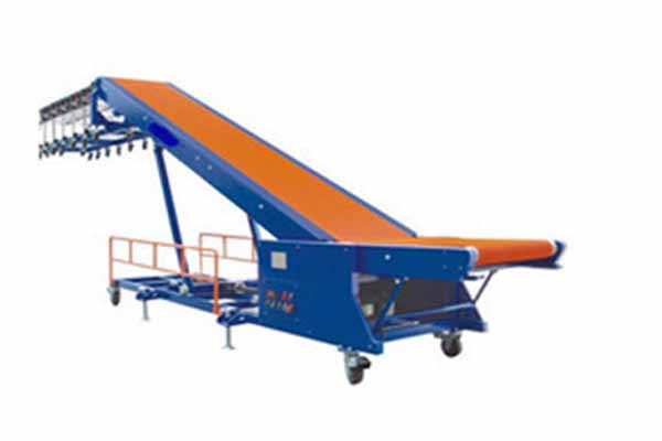 Dockless Truck Loading Conveyor