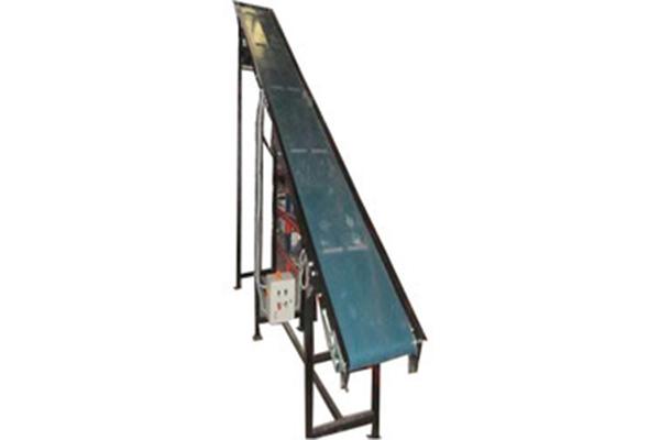 Inclined Belt Conveyor India