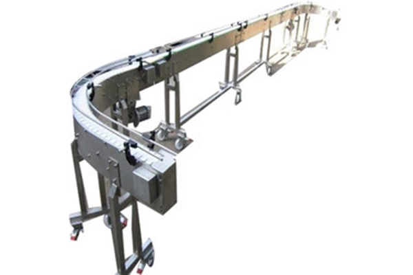SS Slat Chain Conveyor Supplier